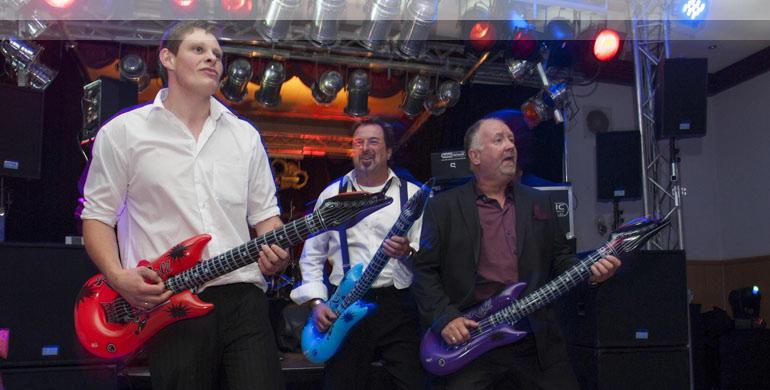 Hochzeitsband - Livemusik