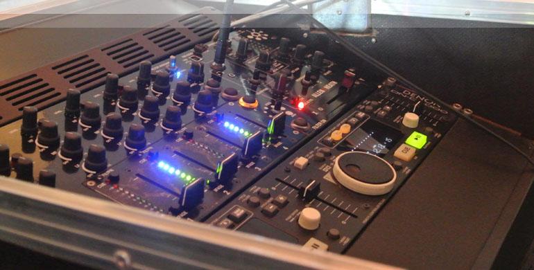 Unterhaltungs-DJ, Hochzeits-DJ